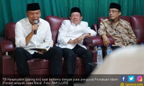 Bertemu Pemuka Persis, Kang Hasan Paparkan Program Unggulan