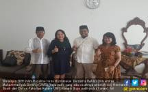 Rosaline Bolak-balik Jakarta-Papua dan Rajin Bertemu Warga - JPNN.COM