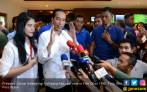 Usai Nonton Film Dilan, Jokowi Mengaku jadi Rindu Berat - JPNN.COM