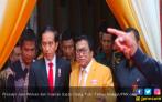 Cerita Oso tentang Reaksi Jokowi Terima Kesepakatan Koalisi - JPNN.COM