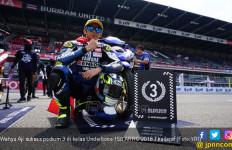 Jatuh Bangun, Pembalap Yamaha Indonesia Podium 3 ARRC 2018 - JPNN.com