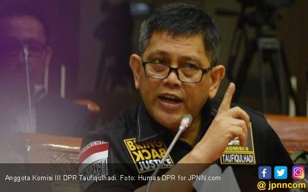 Respons Teuku Taufiqulhadi Terhadap RUU Penyadapan - JPNN.com
