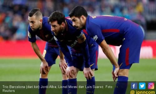 Barcelona Butuh 25 Poin Lagi Buat Juara La Liga