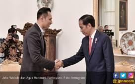 Cukup Banyak Pemilih PD Dukung Jokowi, Mas AHY Cuma Bilang Begini - JPNN.COM