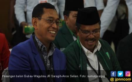 Nasib JR Saragih Diputuskan Dalam Pleno KPU Sumut