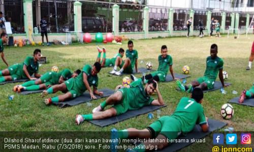 PSMS Medan Punya Modal Bagus Jelang Hadapi Bali United
