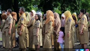PNS. Ilustrasi Foto: Idham AMA/Fajar/dok.JPNN.com