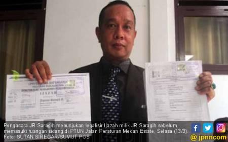 Pengacara JR Saragih: Kami Pasti Penuhi Panggilan Gakkumdu