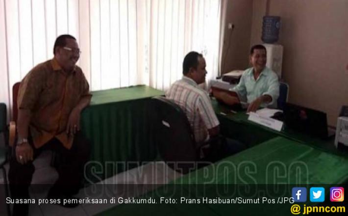 Soal Ijazah JR Saragih, Ketua KPU Sumut Diperiksa Gakkumdu