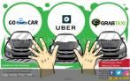 Taksi Online Raih Untung Banyak Saat Lebaran - JPNN.COM