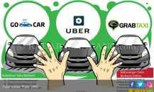 Aturan Baru Taksi Online Mulai Diberlakukan