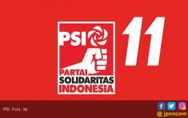 PSI Tidak Terima Dituding Penyebab Turunnya Elektabilitas Jokowi - JPNN.COM