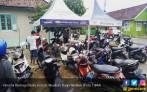 Peduli Banjir Muntok, Yamaha Gelar Servis Gratis - JPNN.COM