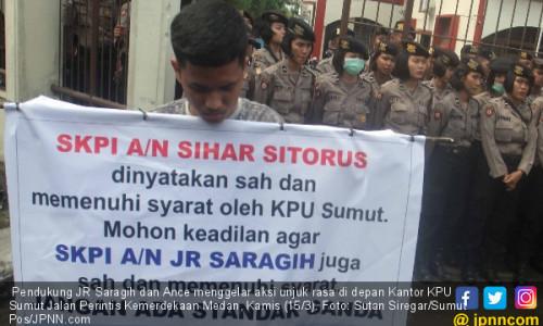 Suasana Sempat Panas, JR Saragih Gagal Sebelum Bertarung