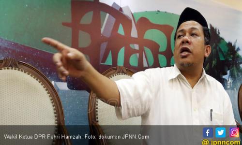 Fahri Hamzah Ngebet agar Sohibul Iman Dijadikan Tersangka