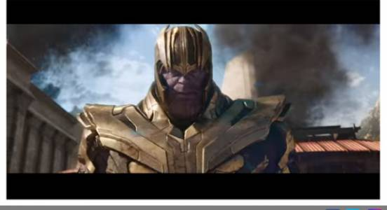 Avengers: Infinity War Milik Thanos - JPNN.COM