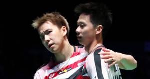 Marcus / Kevin Tumbang, Indonesia vs Thailand Imbang - JPNN.COM