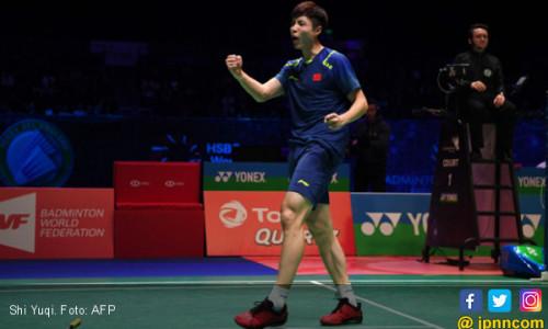 Sampai Berdarah, Shi Yuqi Juara All England 2018