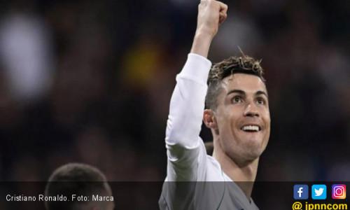 Borong 4 Gol, Cristiano Ronaldo jadi Tersubur 2018 di Eropa