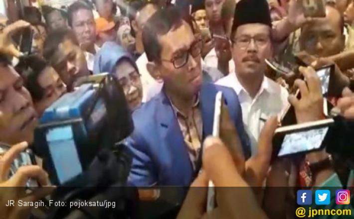 Tim Sukses Yakin Peluang JR Saragih di Pilgubsu Belum Sirna