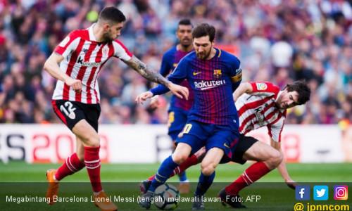 Barcelona Makin Dekat ke Tangga Juara La Liga
