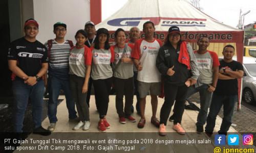 GT Radial Jadi Sponsor Ajang Drift Champ 2018