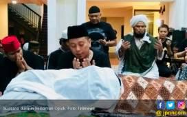 Istri Muda Meninggal, Opick Bilang Wanita Surgaku - JPNN.COM