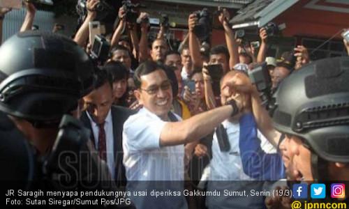 JR Segera Diadili di Pengadilan Negeri Medan