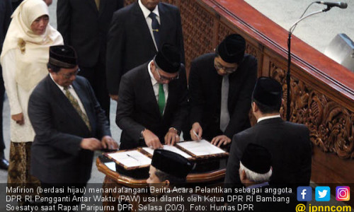 Banyak Anggota DPR Diganti karena Ikut Pilkada