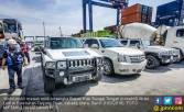 23 Mobil Bupati Disita KPK, 7 di Antaranya Pakai Nomor 232 - JPNN.COM