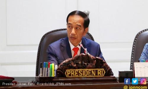 Jokowi Dinilai sebagai Presiden Paling Membawa Perubahan