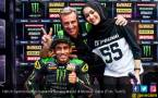 Mengenal Wanita Cantik Penakluk Hafizh Syahrin di MotoGP - JPNN.COM