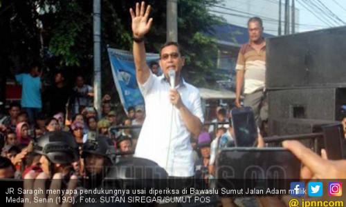 Inilah Lima Jaksa yang Ditunjuk Menangani Kasus JR Saragih
