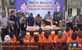 Dalam Seminggu, 22 Orang Tertangkap Kasus Narkoba - JPNN.COM