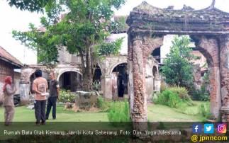 Rumah Batu Jambi, Rumah Juragan Rempah - JPNN.COM