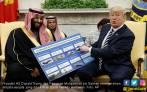Trump Kecewa, Tapi Takut Saudi Marah - JPNN.COM