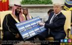 Trump Pilih Duit Saudi ketimbang Jamal Khahsoggi - JPNN.COM