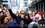 Miley Cyrus hingga Sir Paul Ikut Demo, Apa Tuntutan Mereka? - JPNN.COM