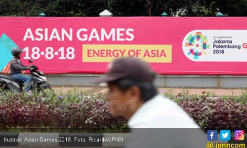 Asian Games 2018: Grup April Suntik Rp 5,2 Miliar