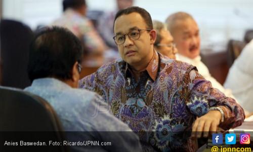 Disoraki Warga Saat ke Istana Bogor, Begini Respons Anies