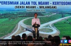 Tol Ngawi – Wilangan, Surabaya sampai Madiun Hanya 2 Jam - JPNN.com