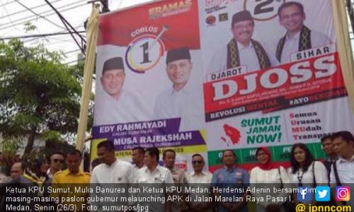 Fadli Optimistis Eramas Menang, PDIP: Djoss Makin Kuat