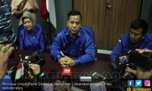 Demokrat Sumut Ogah Campuri Kasus JR Saragih
