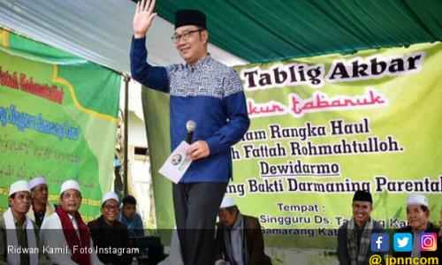 Kang Emil Diminta Lanjutkan Generasi Para Ulama