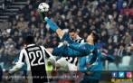 Fan Juventus pun Bertepuk Tangan Untuk Cristiano Ronaldo - JPNN.COM