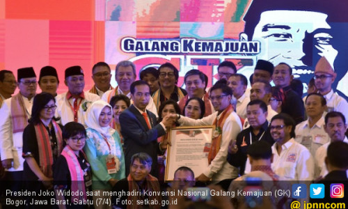 Awalnya Jokowi Kalem, Bercanda, Lantas Nada Tinggi