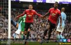 Derbi Manchester: MU Berikan Kenangan Buruk Manchester City - JPNN.COM
