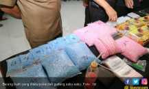 Barang Bukti Narkoba Harus Disegel Saat Dibawa Anggota Polri