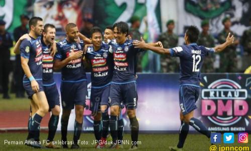 PSMS vs Arema FC: Waspadai Kebangkitan Singo Edan