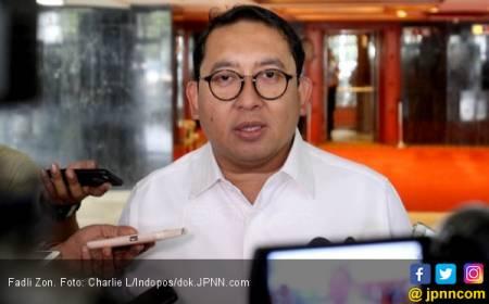 Fadli Zon Bela Kericuhan di Debat Pilgub Jabar